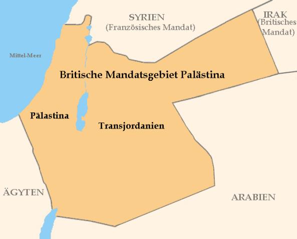 Israel 5 Palaestina-1920