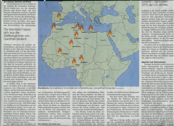 Islamisten vor Europa