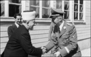 Husseini und Himmler